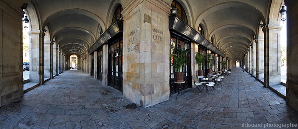Arcades, Barcelona
