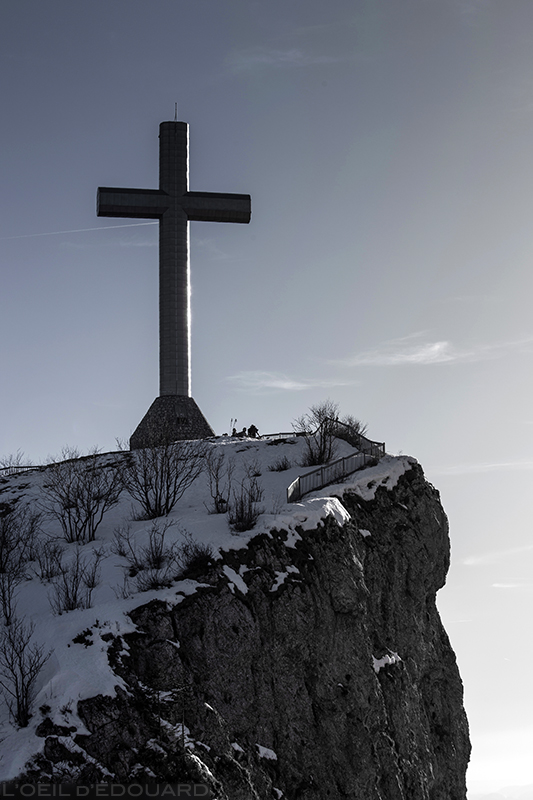 Croix du Nivolet, Bauges