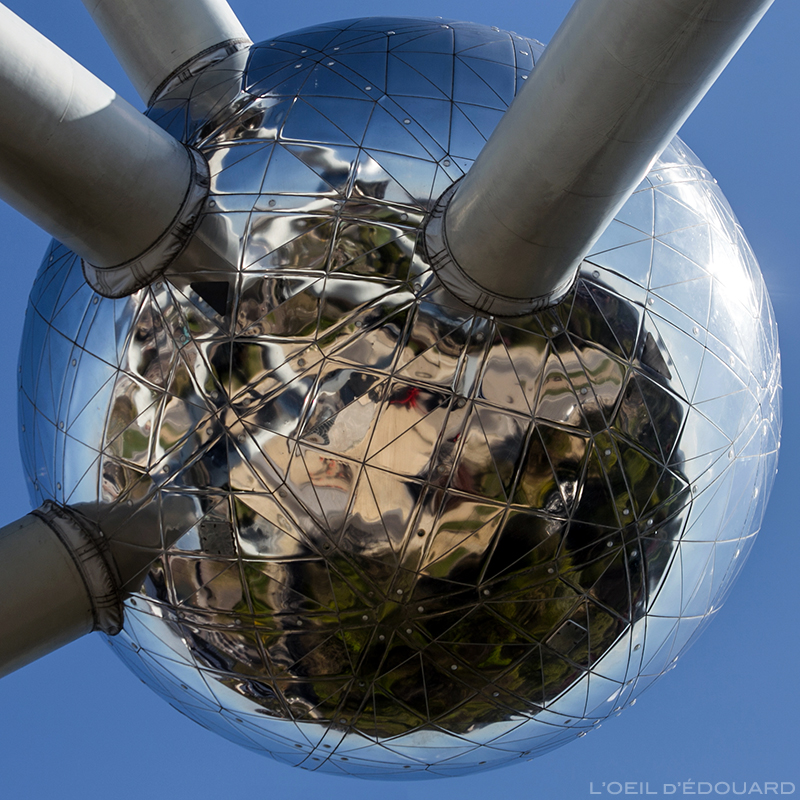Atomium, Bruxelles