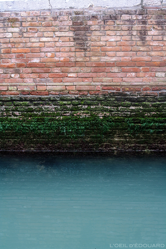 Couleurs et matières, Venise