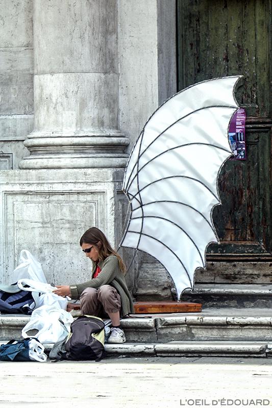 Ange à Venise © L\'Oeil d\'Édouard - Tous droits réservés