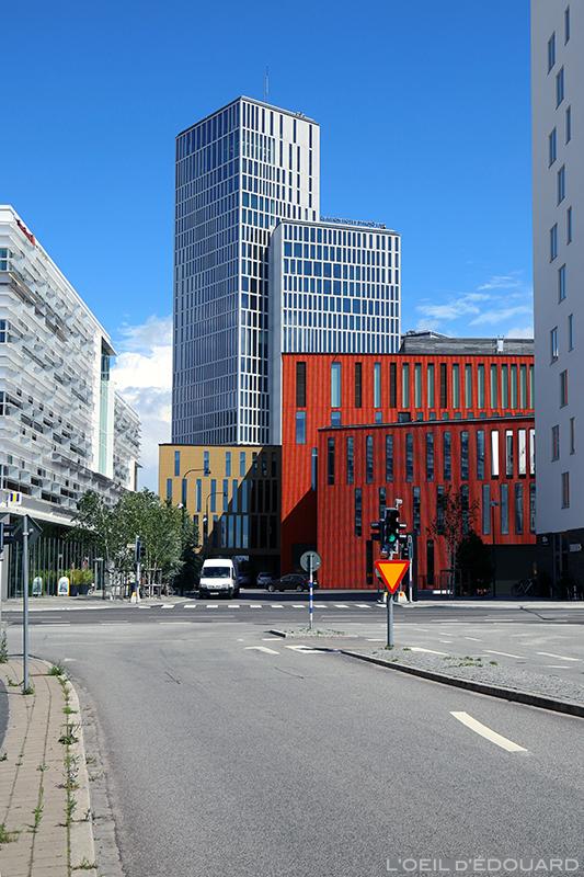 Bâtiment Malmö Live Konserthus, Malmö