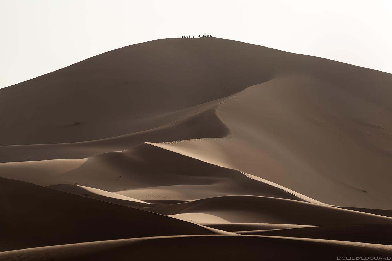 Erg Zaher, la Dune Hurlante, dans le Désert du Maroc © L\\\\\\\\\\\\\\\'Oeil d\\\\\\\\\\\\\\\'Édouard - Tous droits réservés