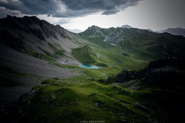 Le Lac d\\\\\\\\\\\\\\\\\\\\\\\\\\\\\\\\\\\\\\\\\\\\\\\\\\\\\\\\\\\\\\\'Amour, Beaufortain, Savoie - Paysage Montagne Alpes Mountain Landscape