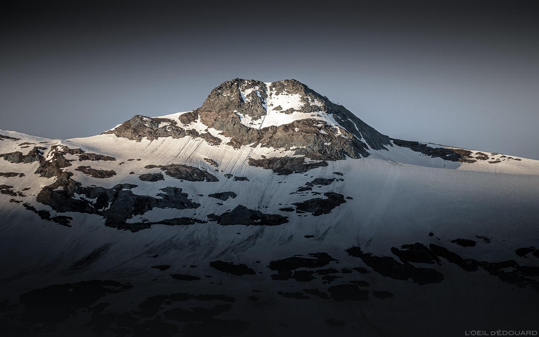 Lever de soleil sur le sommet de la Pointe de Méan Martin, Massif de la Vanoise, Paysage Montagne Alpes Mountain Landscape sunrise © L\\\\\\\\\\\\\\\\\\\\\\\\\\\\\\\\\\\\\\\\\\\\\\\\\\\\\\\\\\\\\\\'Oeil d\\\\\\\\\\\\\\\\\\\\\\\\\\\\\\\\\\\\\\\\\\\\\\\\\\\\\\\\\\\\\\\'Édouard - Tous droits réservés