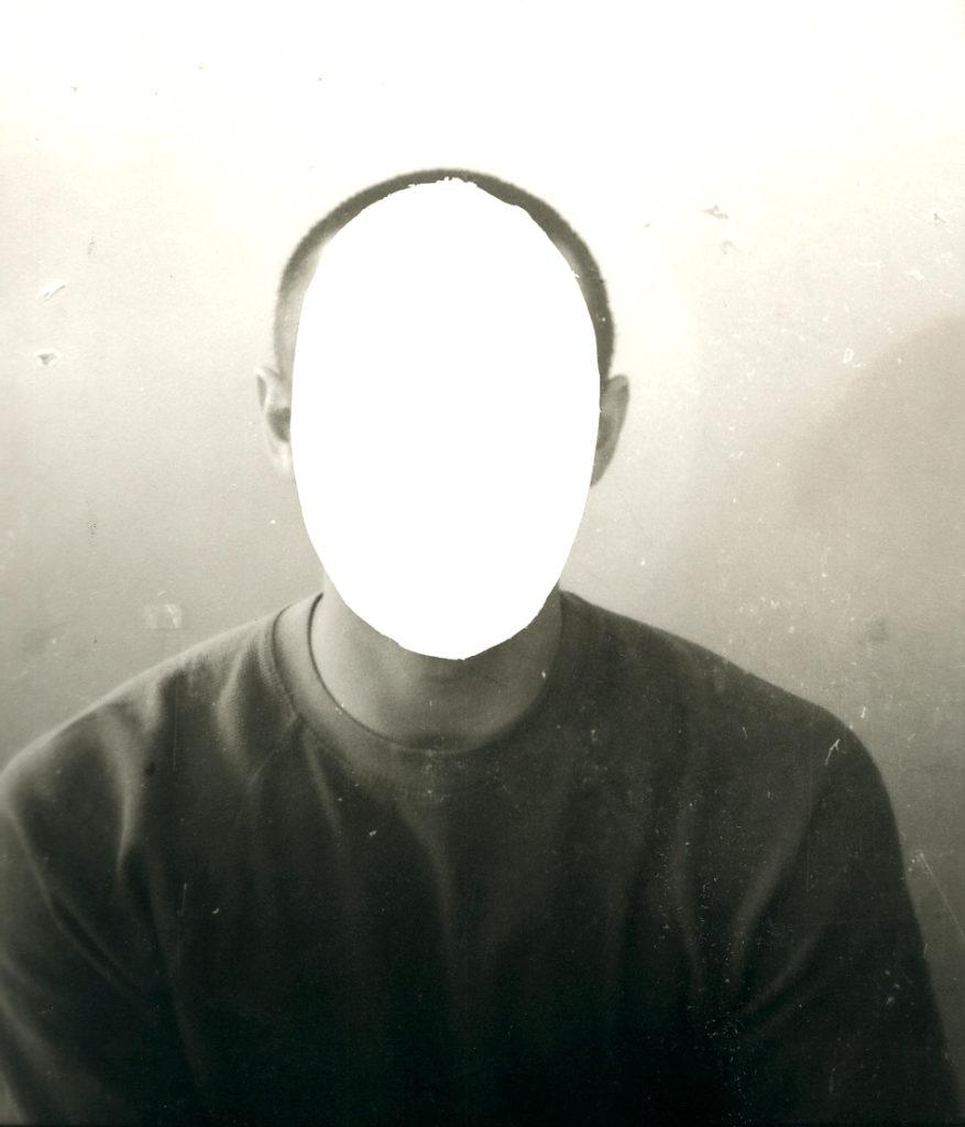 """Série """"portraits sans visage"""" (2000)"""