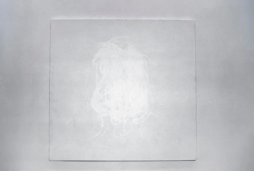 tableau-minute (2001) 60 x 60 cm